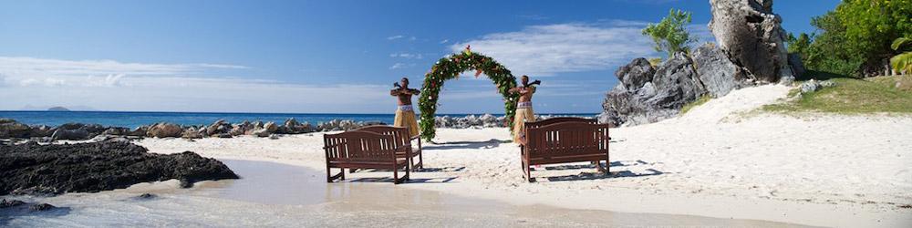 castway island resort weddings