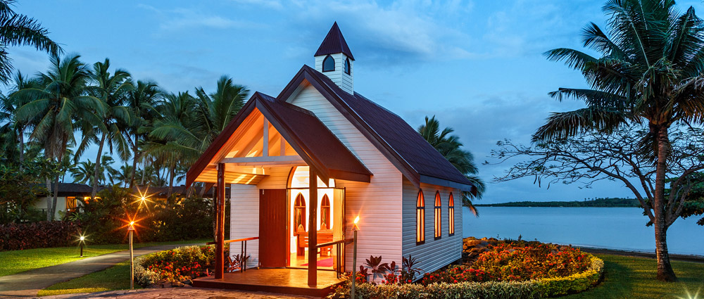 Sofitel Resort Fiji Chapel
