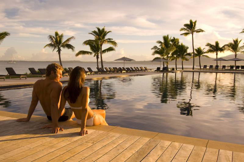 fiji honeymoon hilton hotel