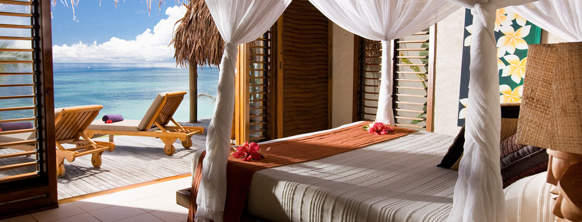 fiji honeymoon resorts