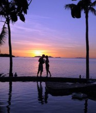 Treasure Island Resort Fiji – Sunset