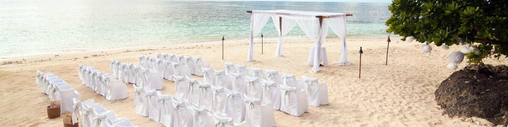vomo island wedding