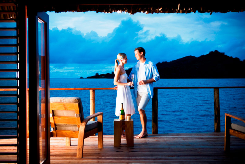 likuliku lagoon resort fiji wedding honeymoon