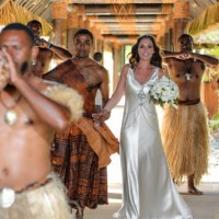 nanuku resort fiji wedding