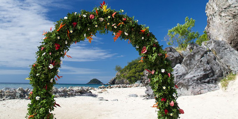 elope packages fiji castaway resort