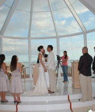 Shangri La Fijian Resort Wedding Chapel