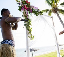 Outrigger Fiji Beach Resort – Wedding