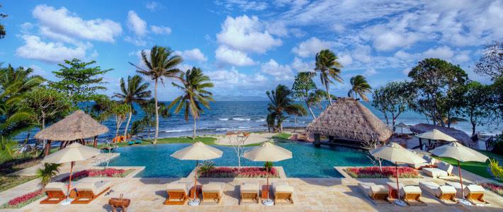 fiji wedding packages nanuku resort pool