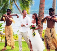 Qamea Resort & Spa – Wedding Warriors