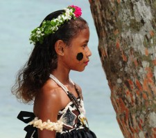 Qamea Resort & Spa – Flower Girl