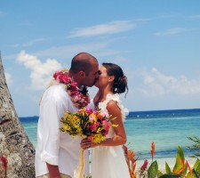 Qamea Resort & Spa – Wedding Package