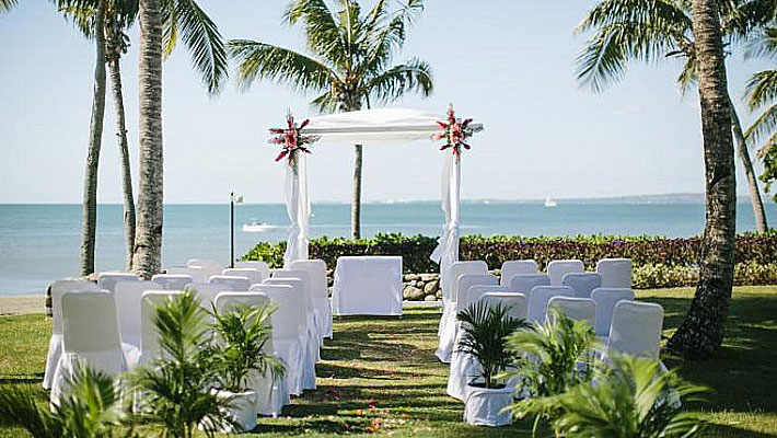 sofitel resort fiji beach wedding