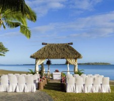 Sofitel Resort & Spa – Beachfront Wedding Ceremony