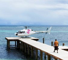 fiji-wedding-helicopter-arrival