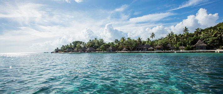 weddings island for hire fiji