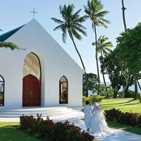 shangri la fiji wedding packages