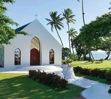 Shangri-La Fijian Resort & Spa – Wedding Chapel