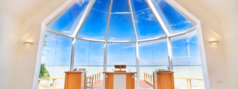 wedding chapel shangri la fiji