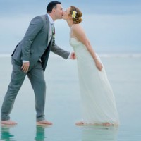 beach wedding fiji inspiration
