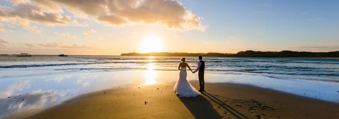 shangri la beach wedding inspiration