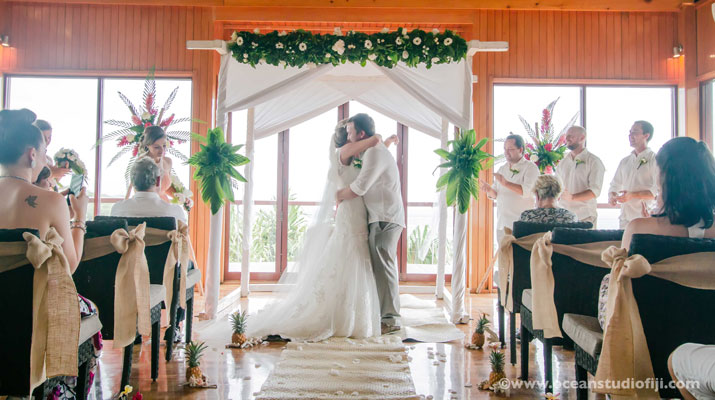 fiji wedding packages outrigger resort spa