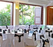Outrigger Fiji Beach Resort – Terrace Reception