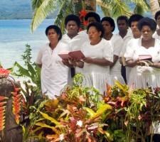 Qamea Resort & Spa – Wedding Choir