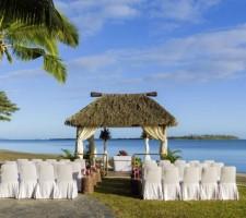 Sofitel Resort & Spa – Beachfront Wedding Ceremony