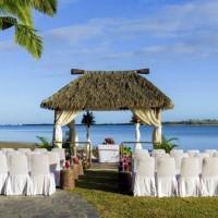 sofitel resort fiji small wedding