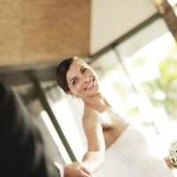intercontinental resort fiji wedding package bride