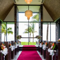 intercontinental resort fiji wedding chapel